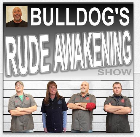 Bulldog Rude Awakening